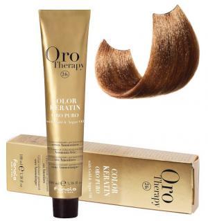 Безаміачна крем-фарба для волосся Fanola Oro Therapy №7/3 Blonde golden 100 мл - 00-00003100