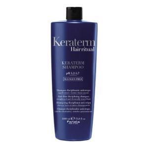 Шампунь для реконструкції пошкодженого волосся Fanola Keraterm 1000 мл - 00-00006692