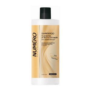 Шампунь для живлення волосся з олією каріте Brelil Numero 1000 мл - 00-00007037