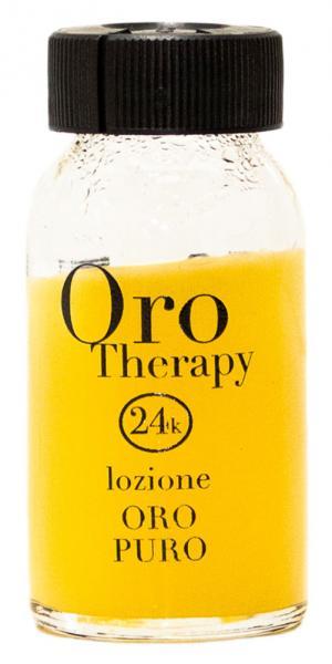 Відновлюючий лосьйон з кератином Fanola Oro Therapy 10 мл*1 шт  - 00-00007318