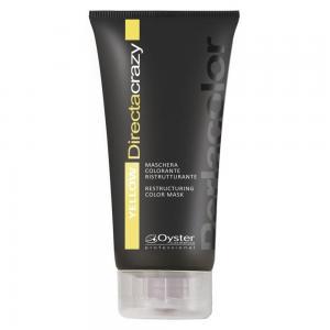 Тонуюча маска для волосся Oyster Cosmetics 'Yellow' Directa Crazy 150 мл - 00-00007465
