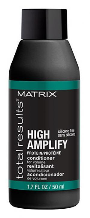 Кондиціонер з протеїнами для об'єму волосся Matrix Total Results High Amplify 50 мл - 00-00007996