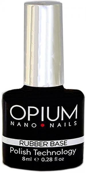 Каучукова база для гель-лаку Opium Rubber Base 8 мл - 00-00008432