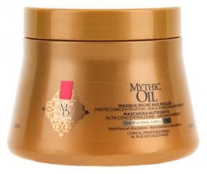 Маска для густого волосся L'Oreal Professionnel Mythic Oil 200 мл - 00-00008447