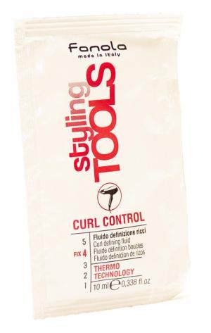 Пробник флюїд для кучерявого волосся Fanola Tools 10 мл - 00-00008472