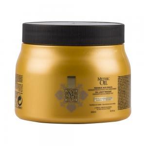 Маска для нормального, тонкого волосся L'Oreal Professionnel Mythic Oil 500 мл - 00-00009043