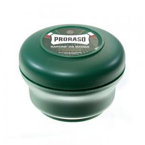 Мило для гоління з екстрактом евкаліпту та ментолом Proraso Green Line 150 мл - 00-00009172