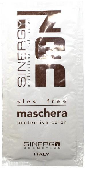 Маска для фарбованого волосся Sinergy 15мл - 00-00009889