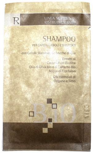 Шампунь для реконструкції пошкодженого волосся B.iO Sinergy 10 мл - 00-00009926