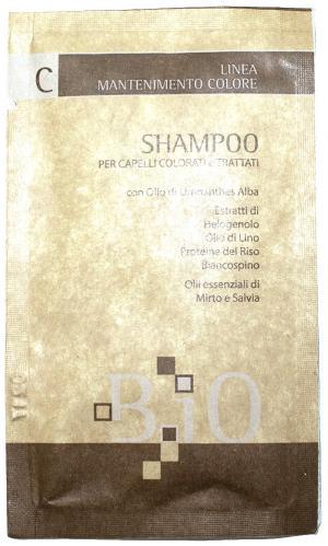 Шампунь для фарбованого волосся B.iO Sinergy 10 мл - 00-00009927