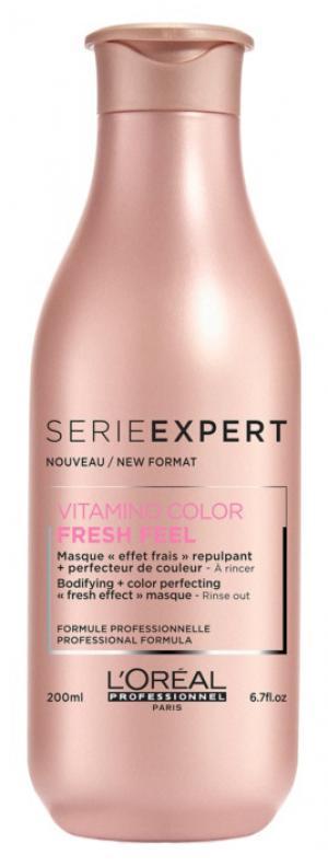 Маска для фарбованого волосся з освіжаючим ефектом L'Oreal Professionnel Vitamino Color 200 мл - 00-00010588