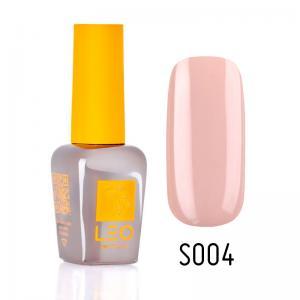Гель-лак для нігтів LEO seasons №004 Щільний кремово-бежевий (емаль) 9 мл - 00-00011283