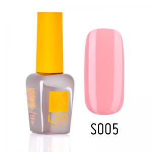 Гель-лак для нігтів LEO seasons №005 Щільний рожевий (емаль) 9 мл - 00-00011284