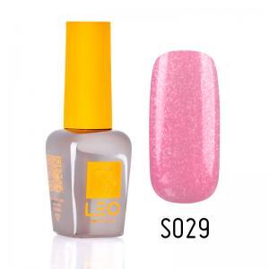 Гель-лак для нігтів LEO seasons №029 Щільний рожевий (емаль) 9 мл - 00-00011295