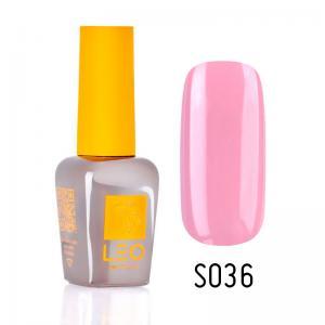 Гель-лак для нігтів LEO seasons №036 Щільний рожевий (емаль) 9 мл - 00-00011302