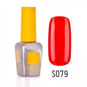 Гель-лак для нігтів LEO seasons №079 Щільний червоний (емаль) 9 мл - 00-00011337
