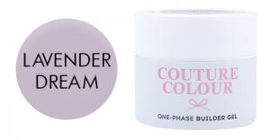Однофазний гель Couture color 1-phase Builder Gel Lavender dream 15 мл  - 00-00011756
