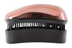 Щітка для волосся Dessata Mini рожеве золото - 00-00011845