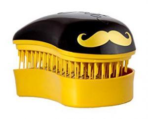Щітка для волосся Dessata Mini barber чорно-золота - 00-00011847