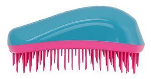 Щітка для волосся Dessata Original бірюзова-фуксія - 00-00011858