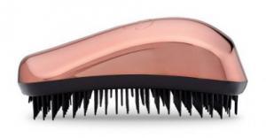 Щітка для волосся Dessata Original рожево-золота - 00-00011863