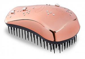 Щітка для волосся рожеве золото SWAROVSKI Official Maxi - 00-00011971