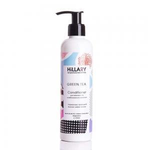 Кондиціонер натуральний для жирного та комбінованого волосся Hillary GREEN TEA Сonditioner 250 мл. - 00-00012204