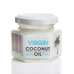 Олія кокосова нерафінована Hillary VIRGIN COCONUT OIL 100мл - 00-00012226